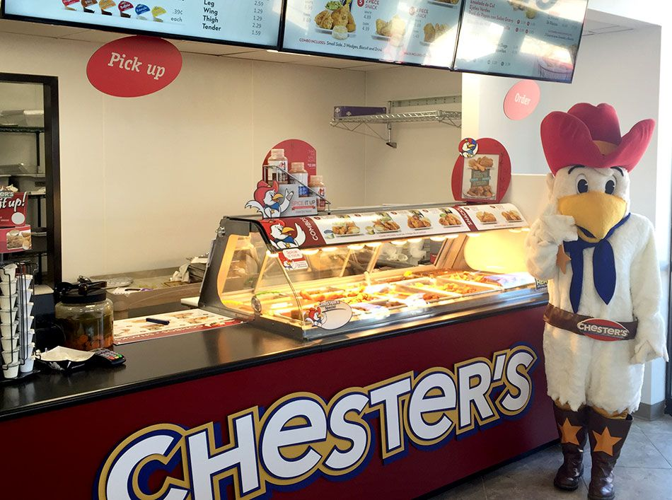 Chesters Chicken in TX