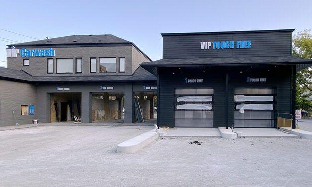 Toronto's New VIP Carwash