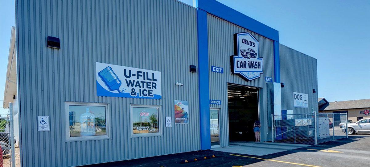 Building the Dream – Devo's Car Wash