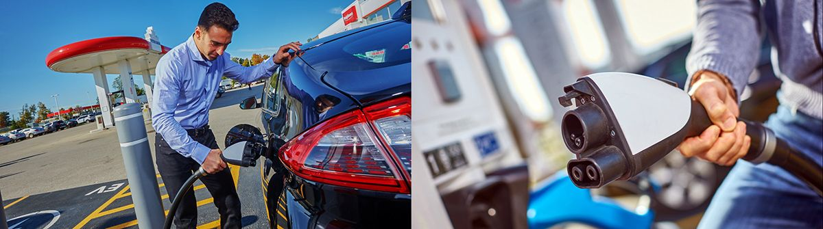 Electric Highway Coast-To-Coast EV Charging Stations