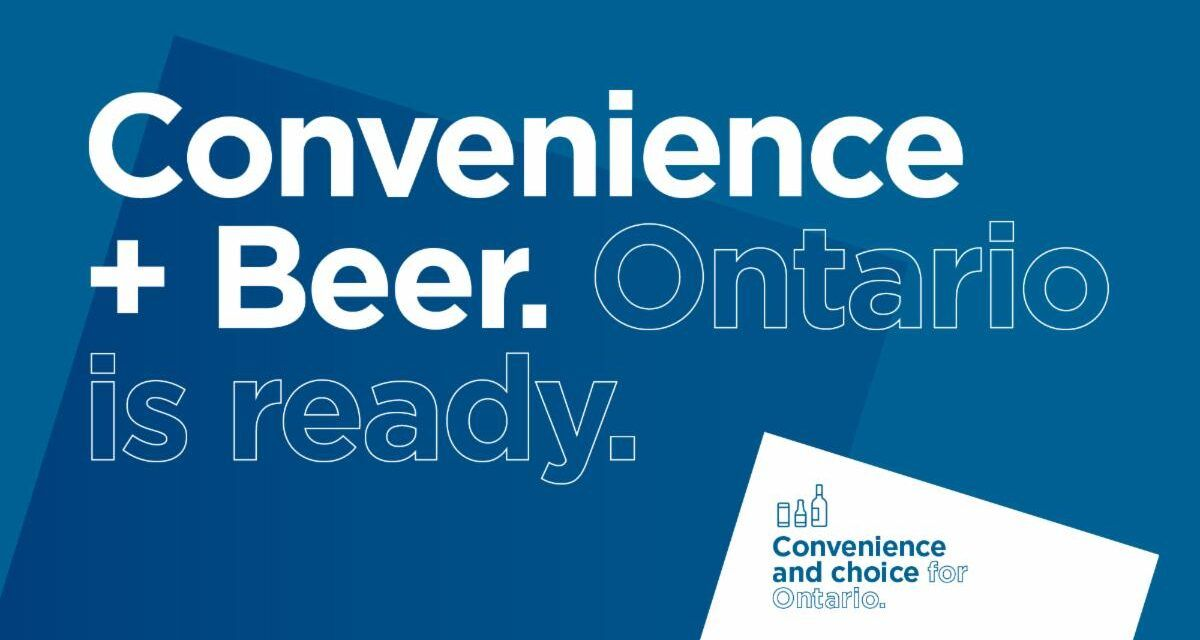 Convenience & Beer!