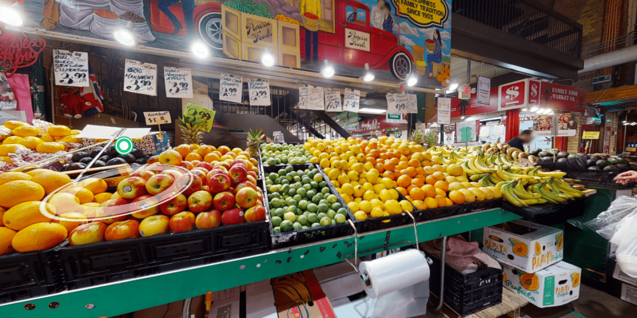 INABUGGY Launches 3D Virtual Grocery Shopping Experience at Toronto's Historical St. Lawrence Market